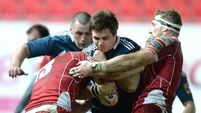 Scarlets deny Munster clean sweep
