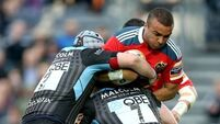 Munster lose out on Rabo final slot