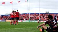 Munster made the French giants look like schoolboys