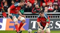Couglan to captain Munster in place of injured O'Mahony