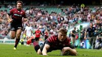 Sarries crush Clermont to reach first Heineken Cup final