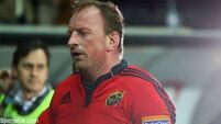 O'Driscoll to join Munster's backroom staff