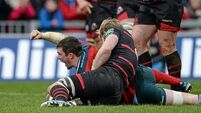 O'Mahony recovers to meet Toulouse challenge