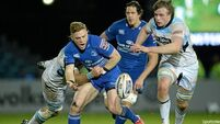 Leinster go top after six-try thriller