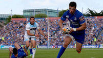 Leinster retain title as O'Driscoll bows out early