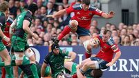 Munster earn bonus-point win ahead of Toulon clash