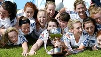 Third time's a charm for Galway Ladies