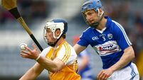 Antrim come from behind to continue winning run