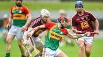 Carlow notch first win of campaign