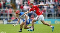 Rebels come back at Waterford to salvage replay