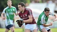 Galway dominate from the start against London