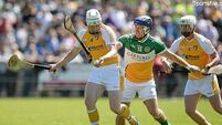 Offaly shock Antrim with last-gasp winner