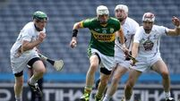 Kildare hold on for historic win in Christy Ring Cup final