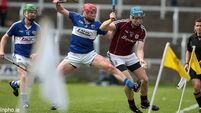 Galway hurlers get out of jail against Laois