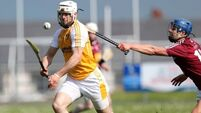 Antrim top Championship with victory over Westmeath