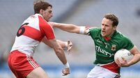 Gritty Derry shock Mayo