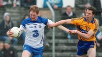 Clare and Waterford end all square