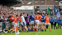 Cavan and Armagh likely to face sanctions following pre-match brawl