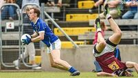 Last-gasp miss allows Cavan to beat Westmeath by a point