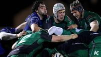 Connacht end losing streak