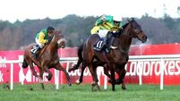 Bolger lands big Leopardstown prize