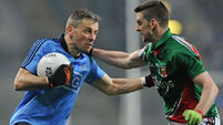 Late goals seal draw for Dublin in high-octane game