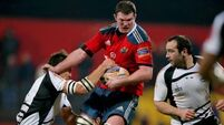 Munster breeze through Zebre with bonus point victory