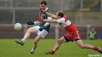 Derry stride on as Kildare are relegated