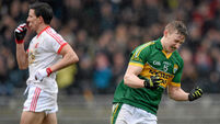 Dominant Kerry dismantle Tyrone