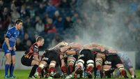 Leinster make it eight straight - but Dragons tough in the slaying