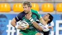 Connacht take the points from Italy