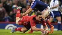 Wales bounce back to crush France