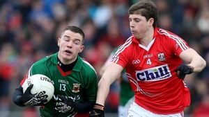 Mayo see off Cork with four-goal volley