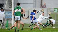 Quinn shoots St. Vincent's to Leinster club title