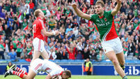 Mayo advance as ref enrages Cork