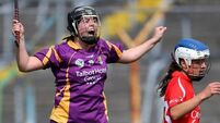 Supersub Leacy rescues tie for Wexford