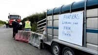 Beef producer has 'indefinitely postponed' a 'major €6.5m investment' as result of protests