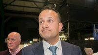 'You're a disgrace, Leo': Taoiseach booed while canvassing in Dublin