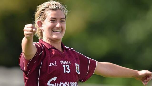 Galway withstand Monaghan fightback to book semi-final place