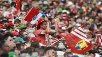 Cork end Munster hurling title drought