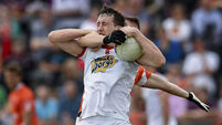 Tyrone left stunned by hungry Orchard