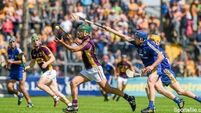Champions Clare stage comeback to earn replay against Wexford