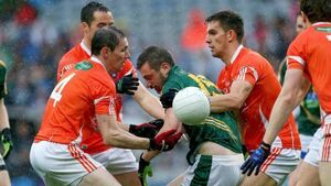 Armagh downs Meath