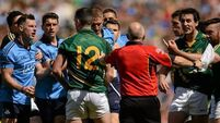'What are you going to do, blow it out?'; Sunday Game panellists back O'Gara over alleged bite