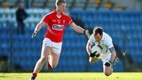 Cork come back in second half to slip past Kildare