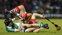 Last-minute point forces a draw for Cork and Limerick