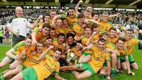 Donegal minors claim Ulster title with impressive win