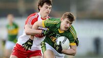 Derry take first win at Kerry's expense