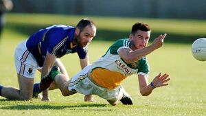 Wicklow book berth in second qualifying round