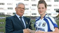 O'Reilly stars for Cavan ladies
